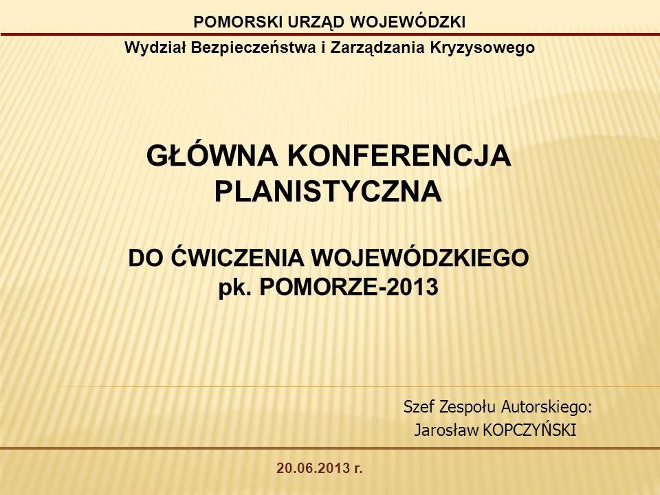Metodyka przygotowania i prowadzenia ćwiczeń podsystemu niemilitarnego w systemie obronnym RP – pod redakcją prof.