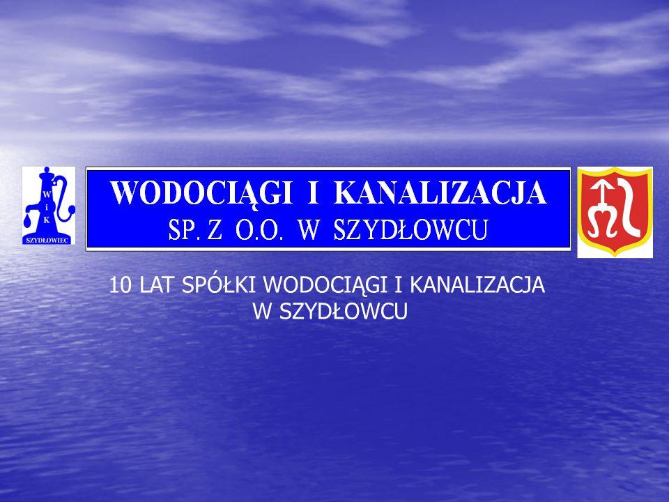 Jednoosobowa Spółka Gminy Wodociągi i Kanalizacja sp.