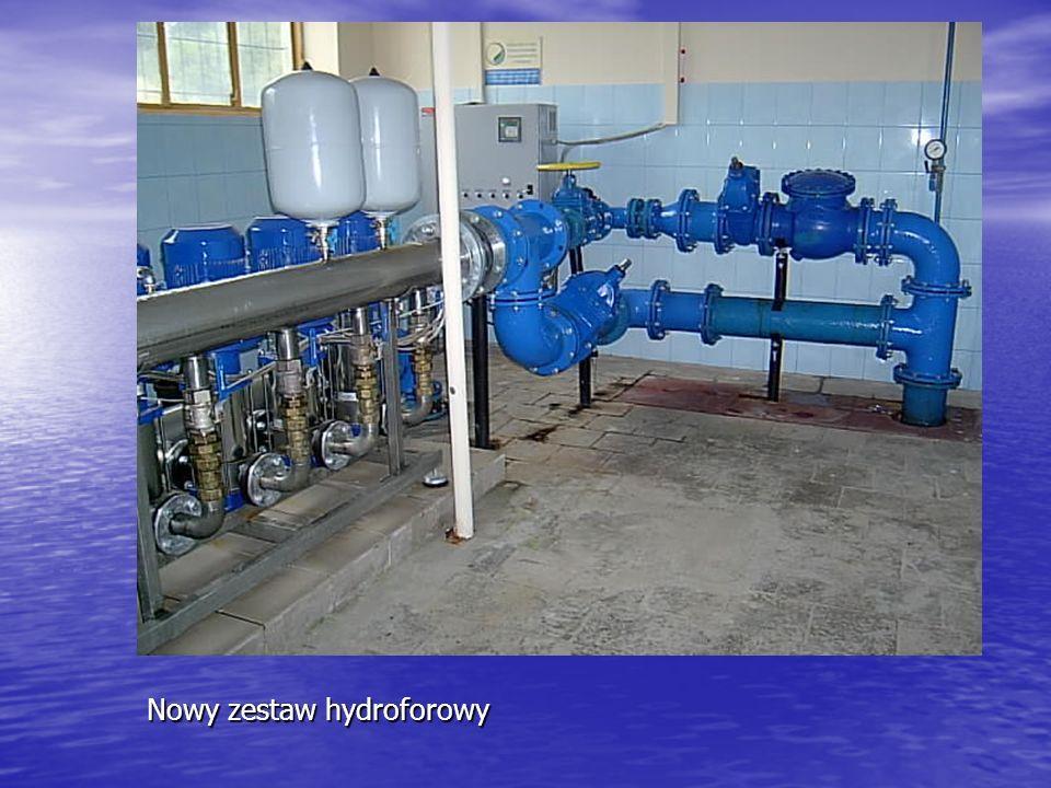 Nowy zestaw hydroforowy