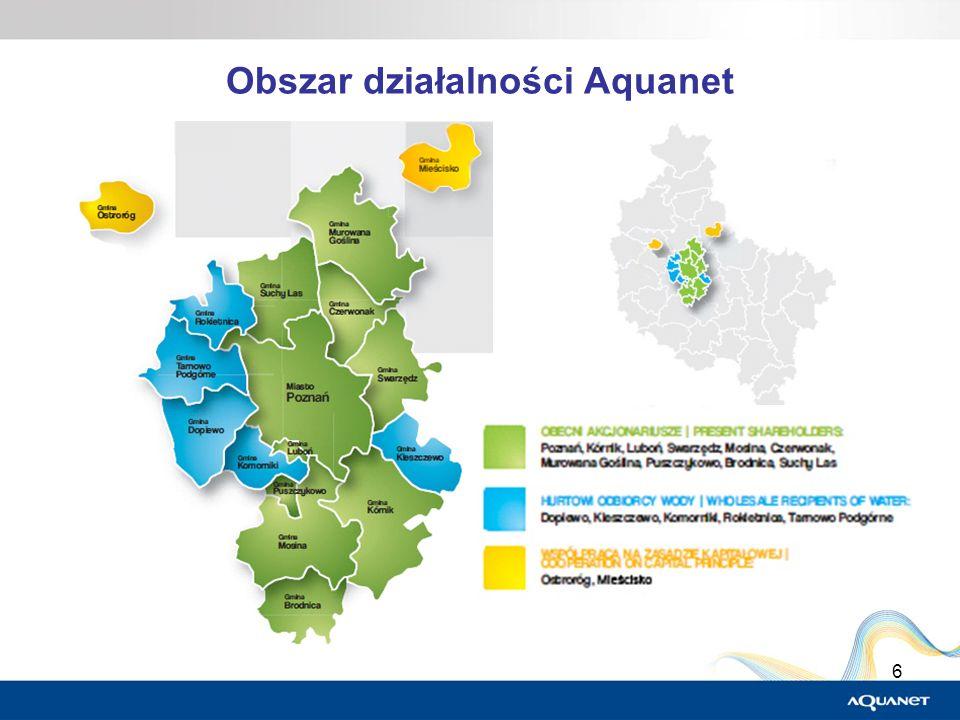 6 Obszar działalności Aquanet