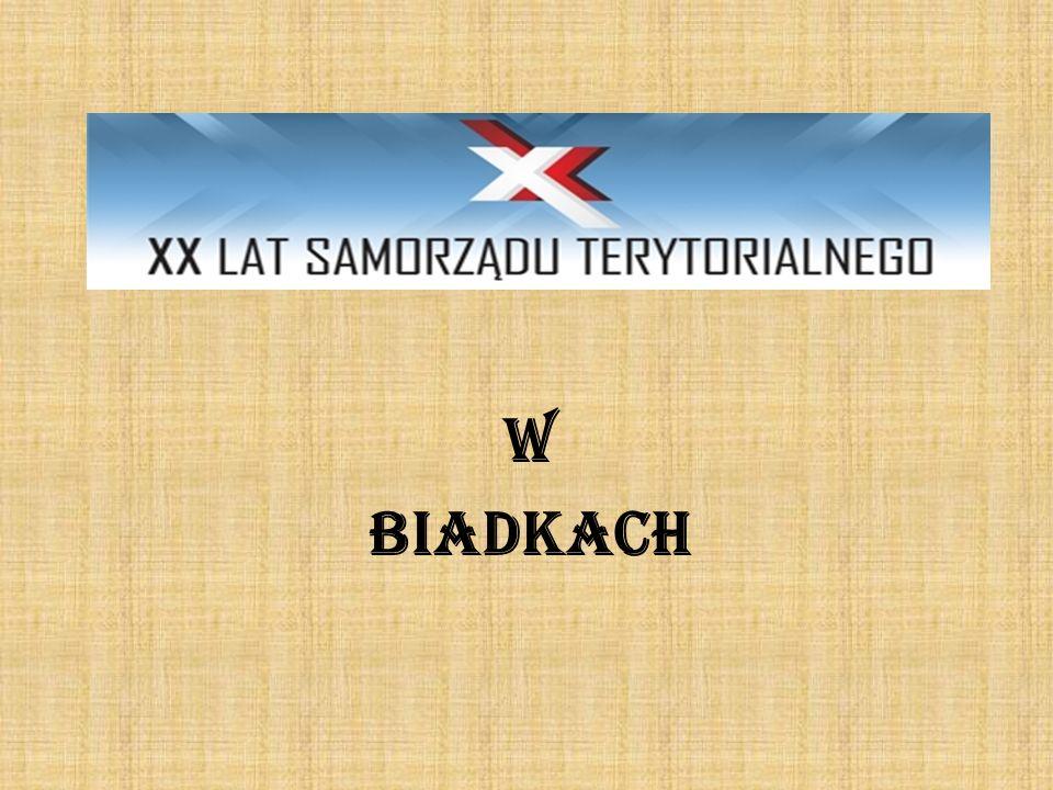 AS Biadki W naszej wsi powstał klub sportowy AS Biadki o prężnie działającej sekcji kolarskiej, drużynie piłkarskiej i unihokeja.