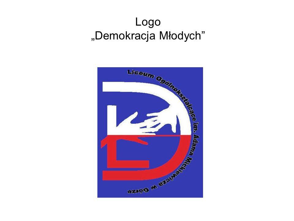 Logo Demokracja Młodych