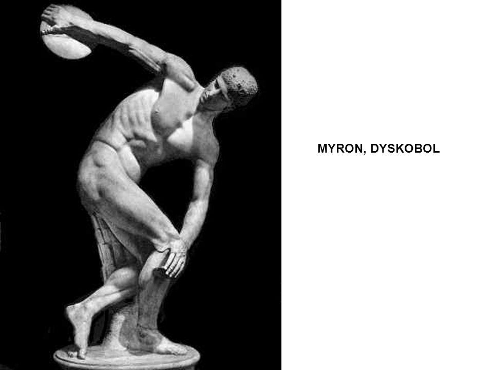 MYRON, DYSKOBOL