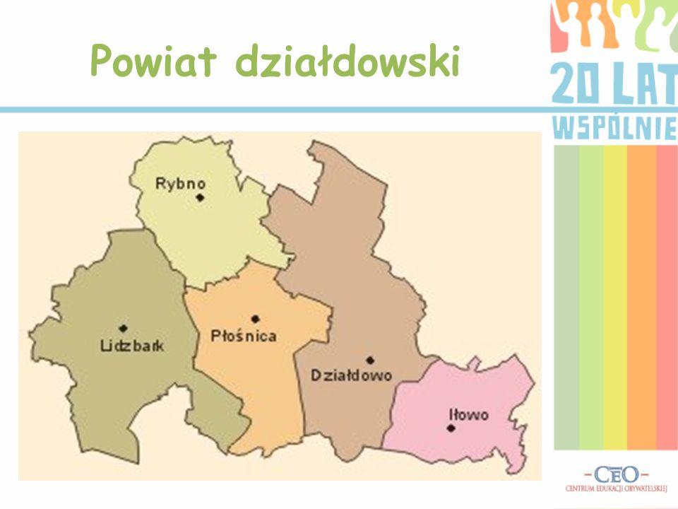 Powiat działdowski