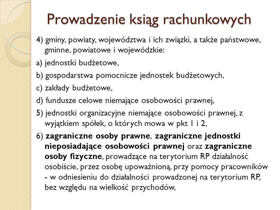 4) gminy, powiaty, województwa i ich związki, a także państwowe, gminne, powiatowe i wojewódzkie: a) jednostki budżetowe, b) gospodarstwa pomocnicze j