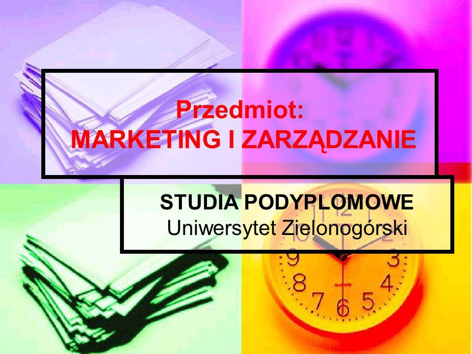 Program zajęć przedmiotu MiZ Faza II – ćwiczenia nr 3, 4 (cz.