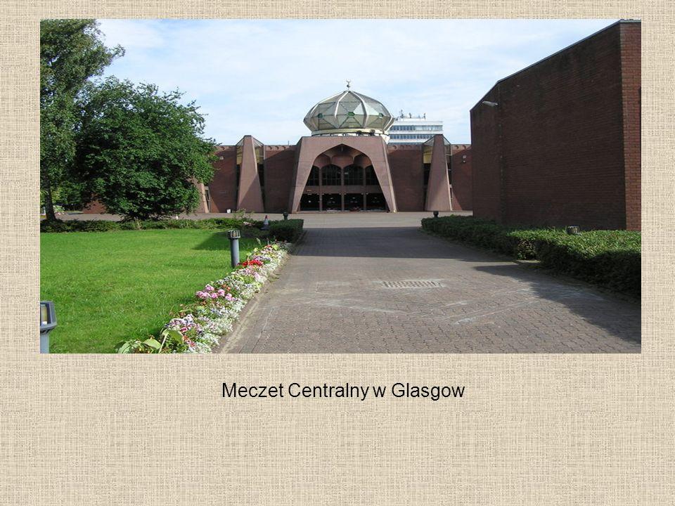 Meczet Centralny w Glasgow