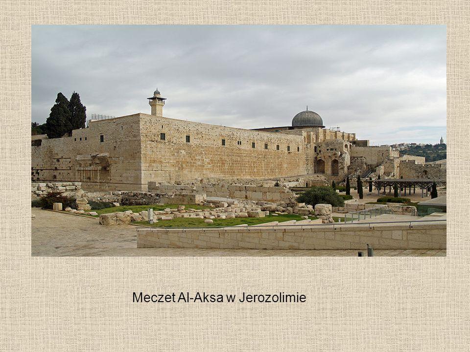 Meczet Al-Aksa w Jerozolimie
