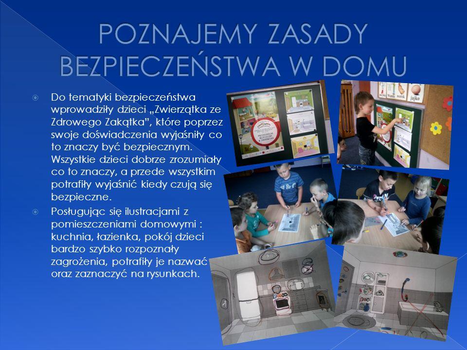 W holu przedszkola na tablicy informacyjnej została umieszczona prezentacja dla rodziców aby mogli zapoznać się z akcją, w której uczestniczyło nasze przedszkole.