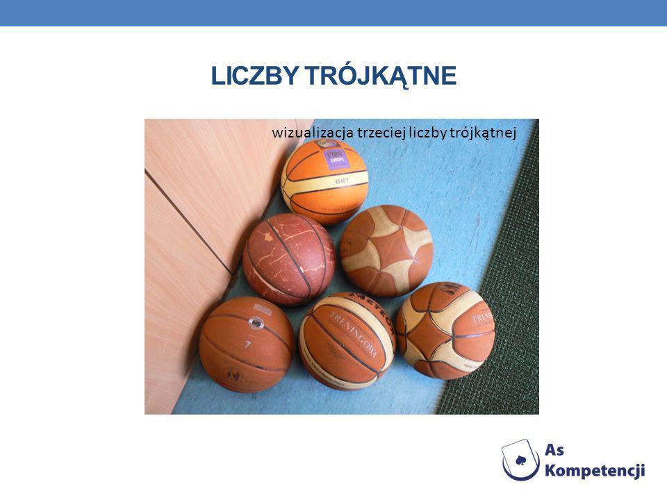 LICZBY PIĘCIOKĄTNE MOŻEMY PRZEDSTAWIĆ W POSTACI TABELKI Nr liczby1234567…..