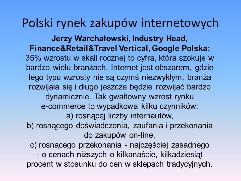 Według Euromonitora, e-commerce w Polsce szybko się rozwija, ale wciąż zostajemy daleko w tyle za Wielką Brytanią (52,1 mld euro), Niemcami (39,2 mld euro) i Francją (31,2 mld euro).
