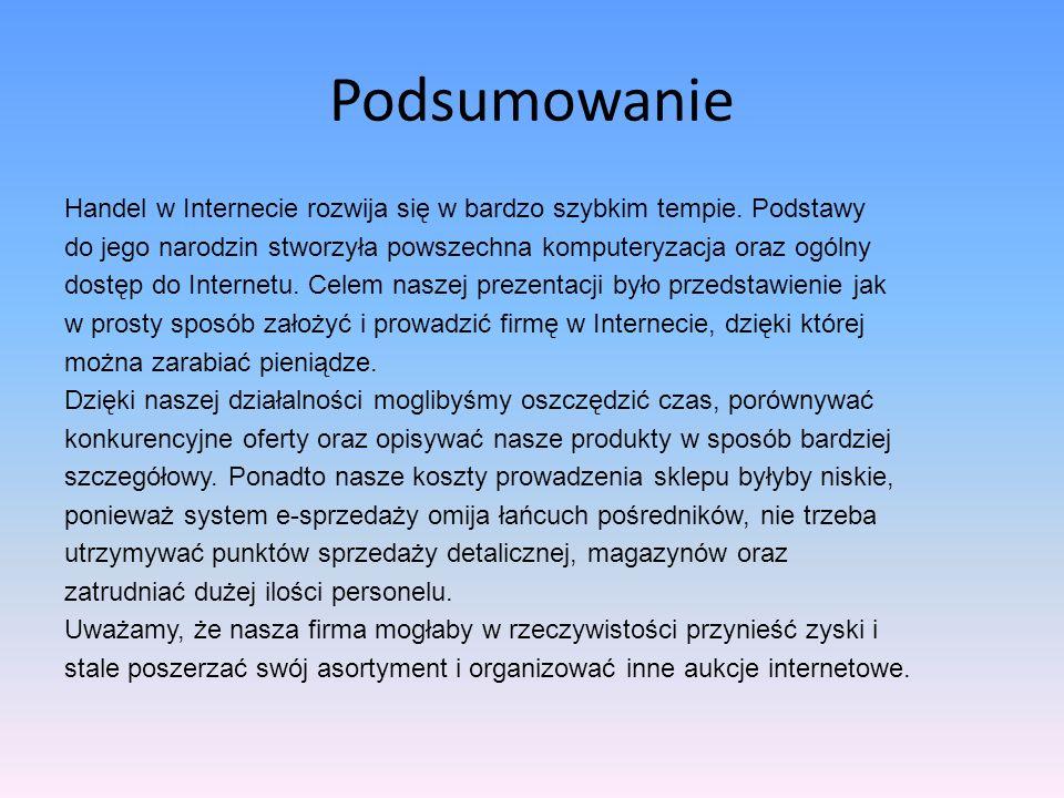 Otwieramy sklep na allegro.pl Książki otrzymamy na koszt wydawnictw.