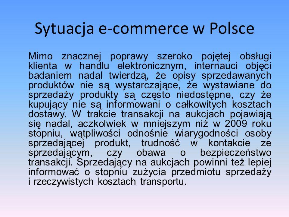 Gemius twierdzi, że sytuacja e-commerce w Polsce jest stabilna, a polscy internauci planują w 2011 roku więcej kupować w sieci.