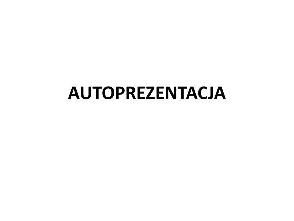 AUTOPREZENTACJA