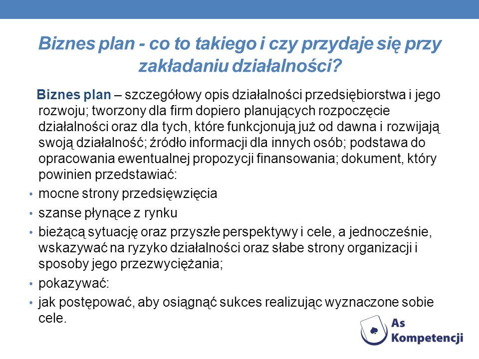 Biznes plan - co to takiego i czy przydaje się przy zakładaniu działalności? Biznes plan – szczegółowy opis działalności przedsiębiorstwa i jego rozwo