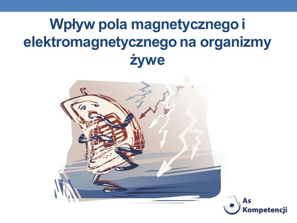 Pole magnetyczne - fizyce jest przestrzenią, w której siły działają na poruszające się ładunki elektryczne, a także na ciała mające moment magnetyczny niezależnie od ich ruchu.