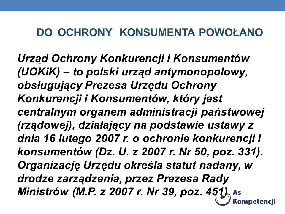 PRAWO DOSTĘPU DO INFORMACJI Konsument powinien znać: - warunki sprzedaży i gwarancji, - być poinformowany o niebezpieczeństwach związanych z korzystaniem z danej usługi, - uzyskać dokładne informacje o kupowanym przedmiocie.