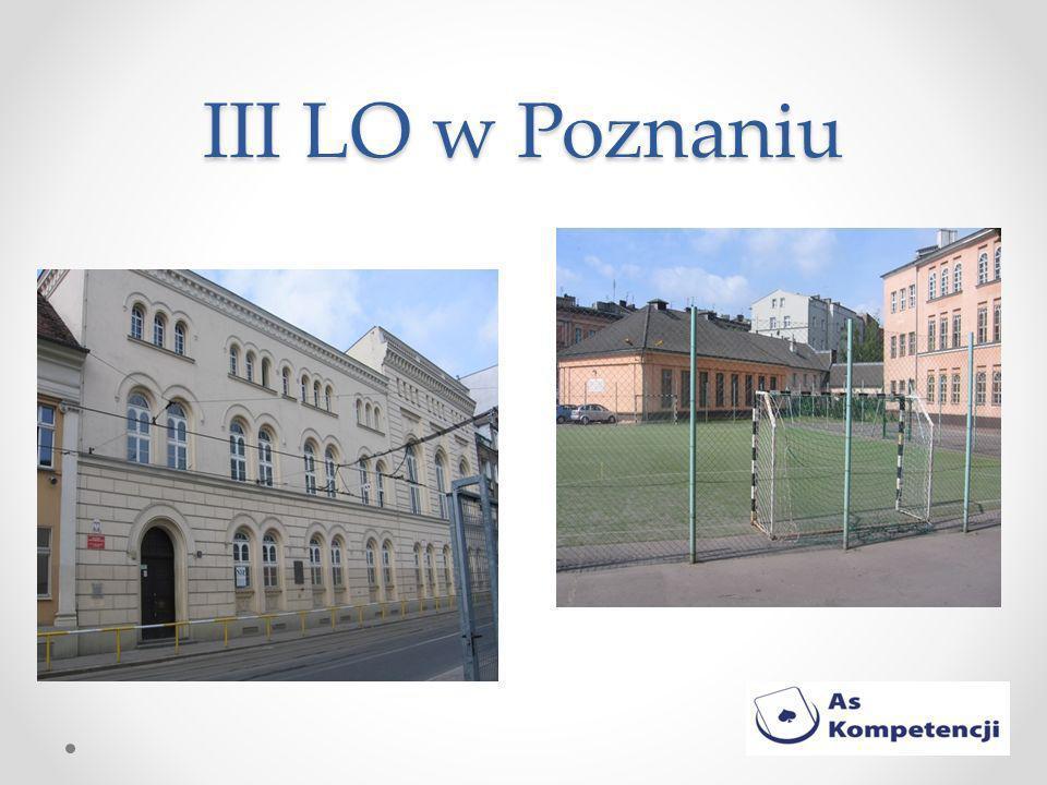 III LO w Poznaniu