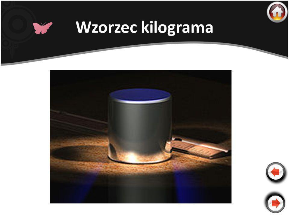 Wzorzec kilograma