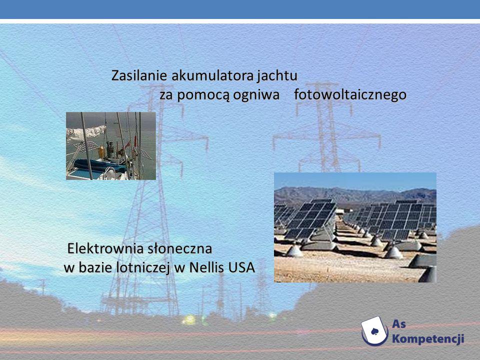 Ogniwo fotowoltaiczne jest urządzeniem służącym do bezpośredniej konwersji energii promieniowania słonecznego na energię elektryczną, poprzez wykorzys