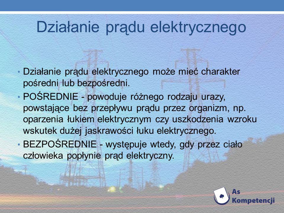 Zagrożenia spowodowane przez prąd elektryczny Powszechne stosowanie prądu elektrycznego we wszystkich dziedzinach techniki i nauki i w życiu codzienny