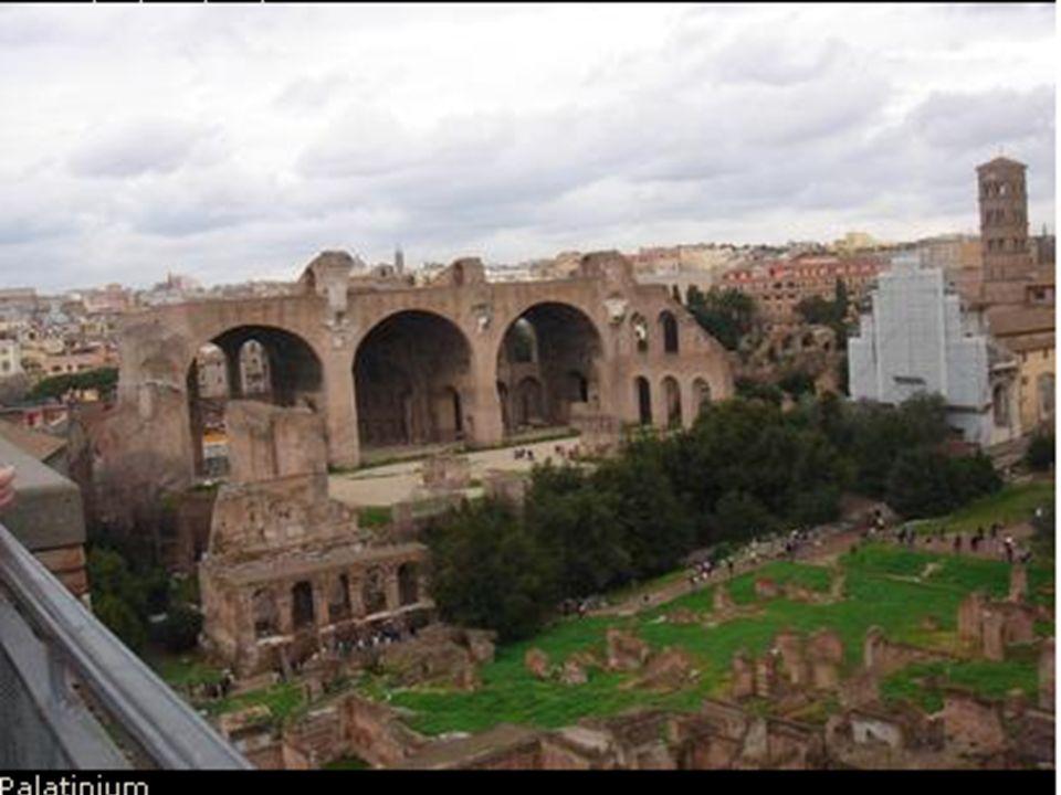 Historia Rzymu Rzym powstał w 753 p.n.e.nad rzeki Tyber.