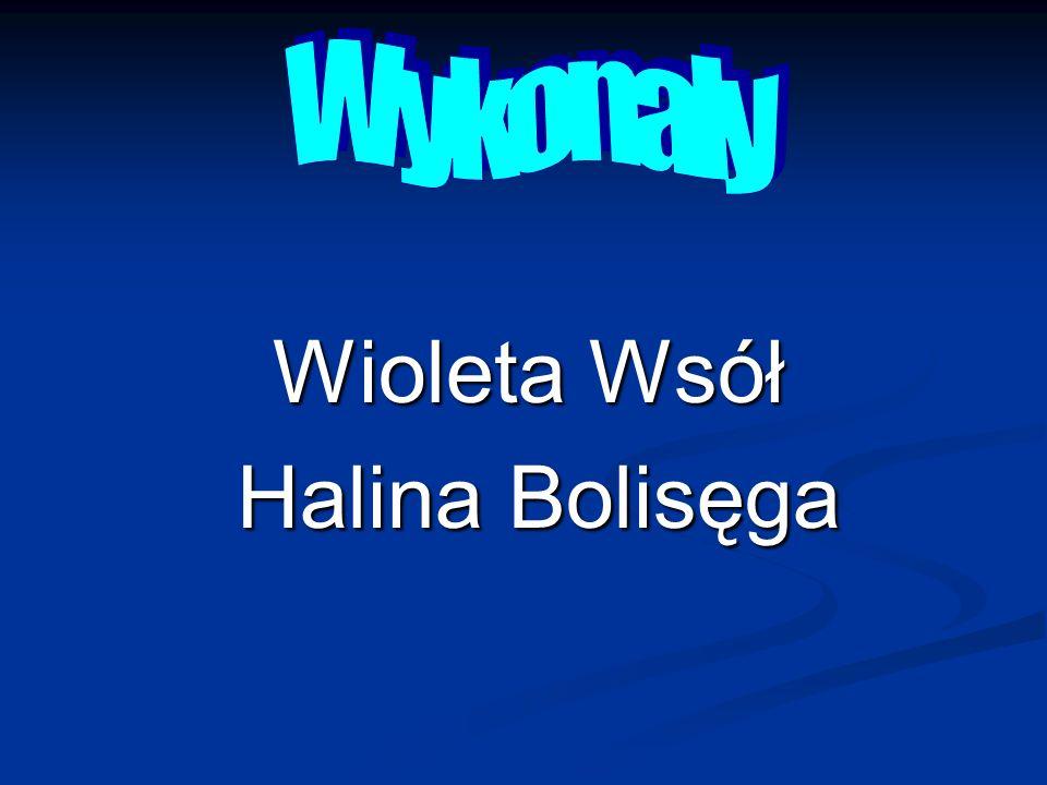 8 Wioleta Wsół Halina Bolisęga