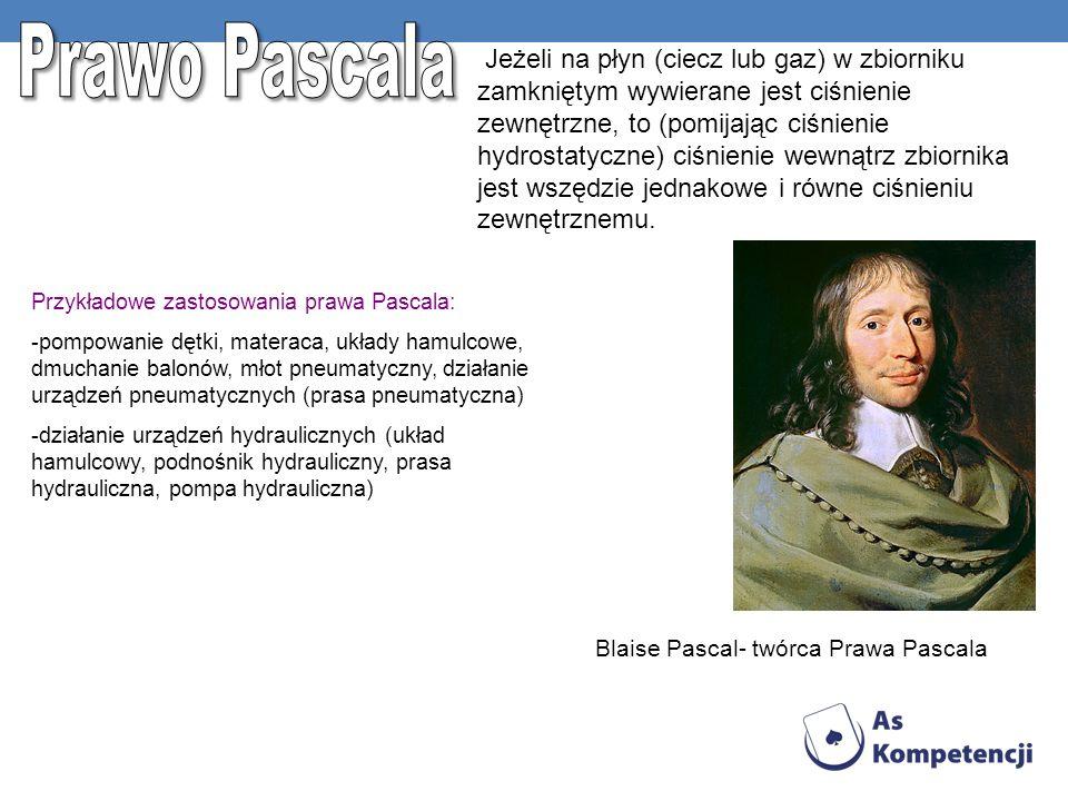 Jedno z podstawowych równań hydrodynamiki płynów idealnych, sformułowane przez Daniela Bernoulliego w 1738 roku.