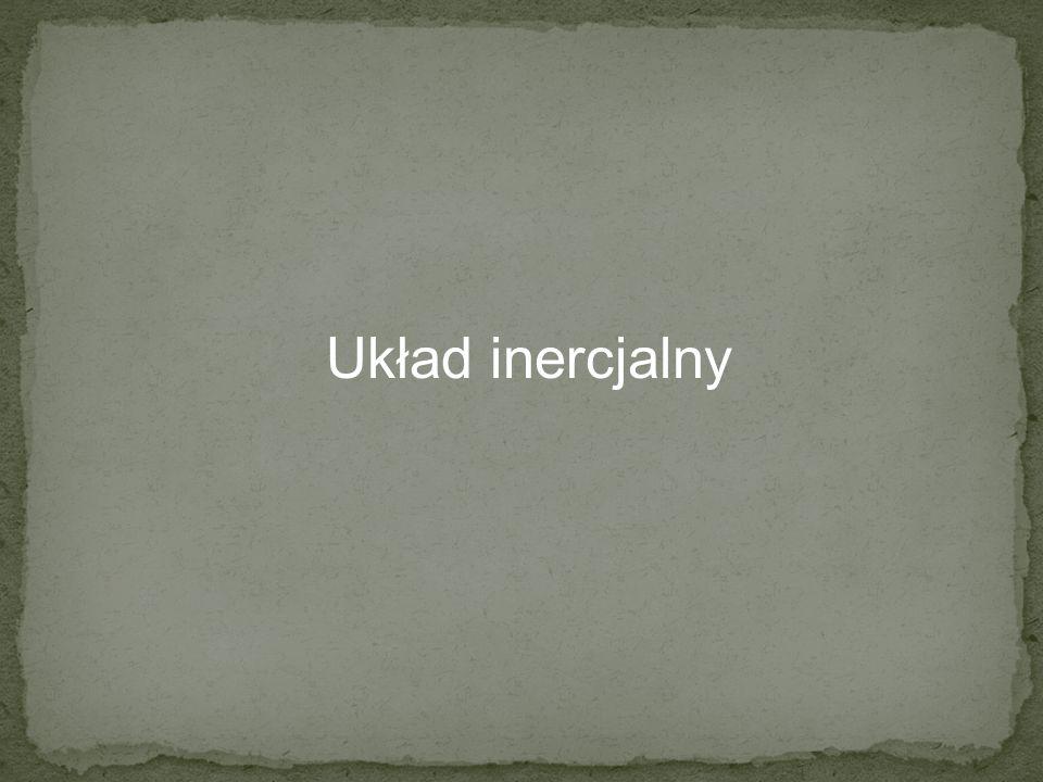 Układ inercjalny