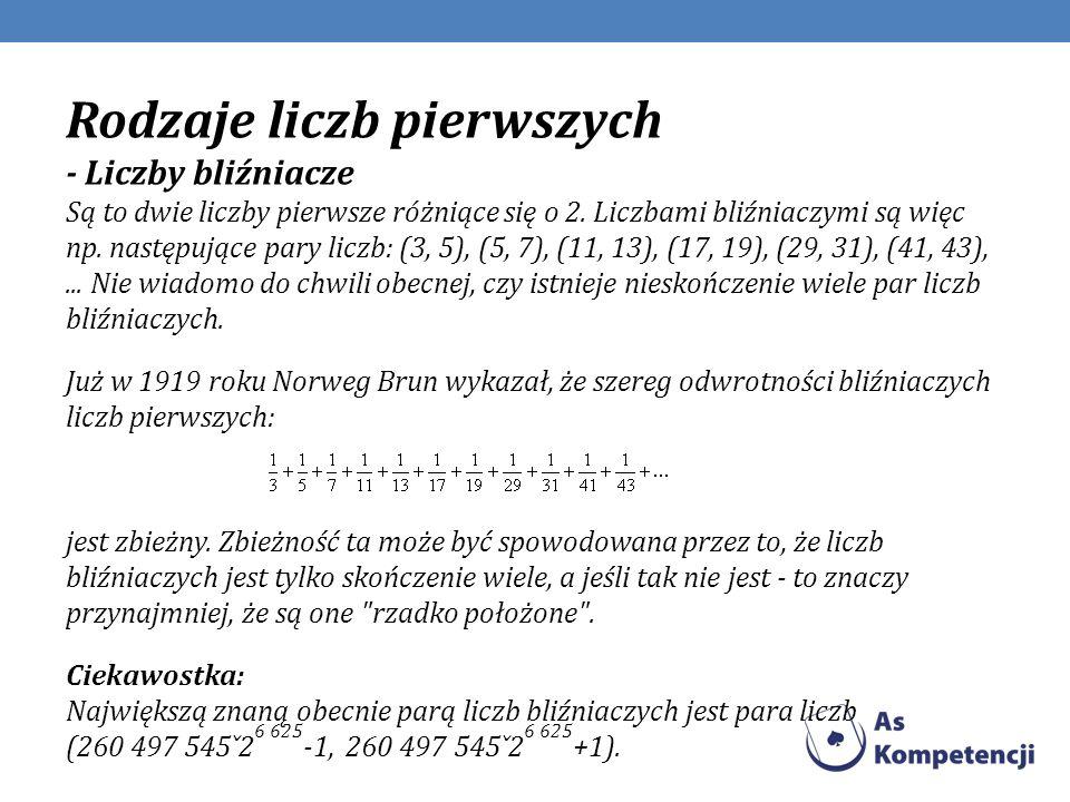 Liczby zaprzyjaźnione Gdy zapytano Pitagorasa: Co to jest przyjaciel? - odpowiedział: Przyjaciel to drugi ja; przyjaźń, to stosunek liczb 220 i 284 .