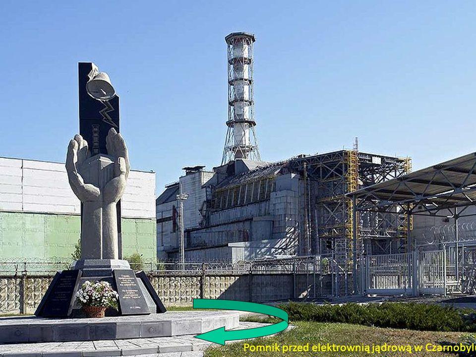 Katastrofa elektrowni jądrowej w Czarnobylu największy na świecie wypadek jądrowy mający miejsce26 kwietnia 1986, do którego doszło w wyniku wybuchu w