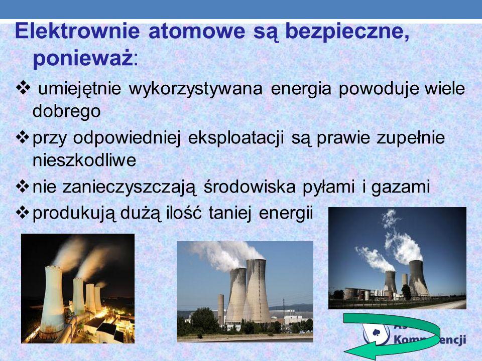 WEWNĘTRZNA Materiały radioaktywne znajdują się w rdzeniu reaktora jądrowego (4). Tutaj zostają one rozszczepione, a prąd zostaje wytworzony. Podczas r