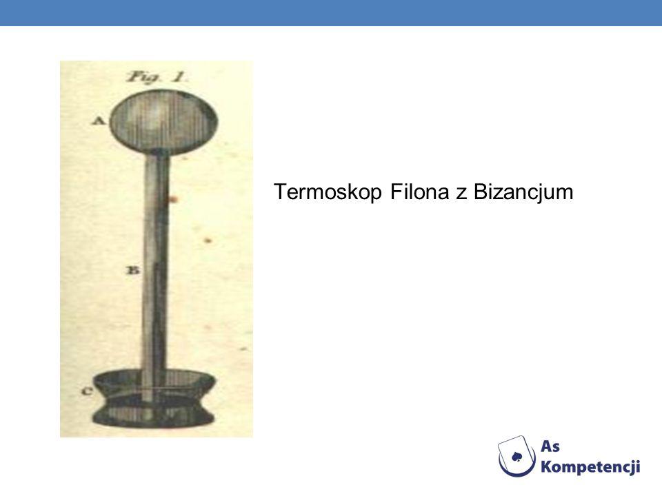 Termoskop Filona z Bizancjum