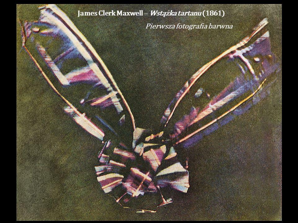 James Clerk Maxwell (ur. 13 czerwca 1831 w Edynburgu, zm. 5 listopada 1879 w Cambridge) – szkocki fizyk i matematyk. Autor wielu wybitnych prac z zakr