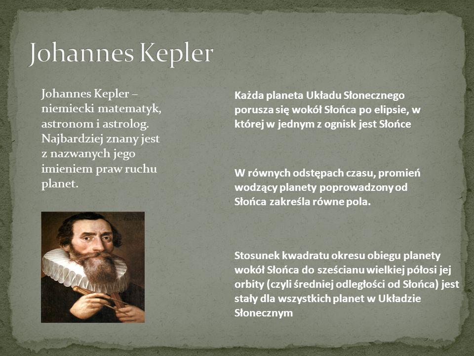 Galileusz – włoski astronom, astrolog, fizyk i filozof, twórca podstaw nowożytnej fizyki.