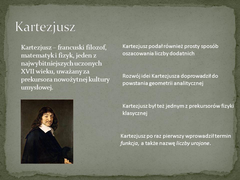 Sir Isaac Newton – angielski fizyk, matematyk, astronom, filozof, historyk, badacz Biblii i alchemik.