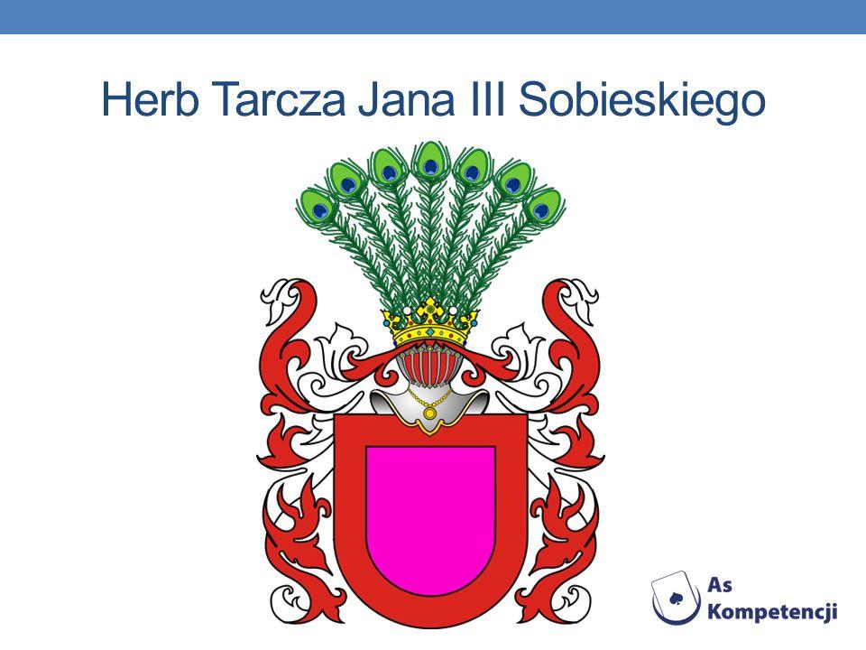 Herb Tarcza Jana III Sobieskiego