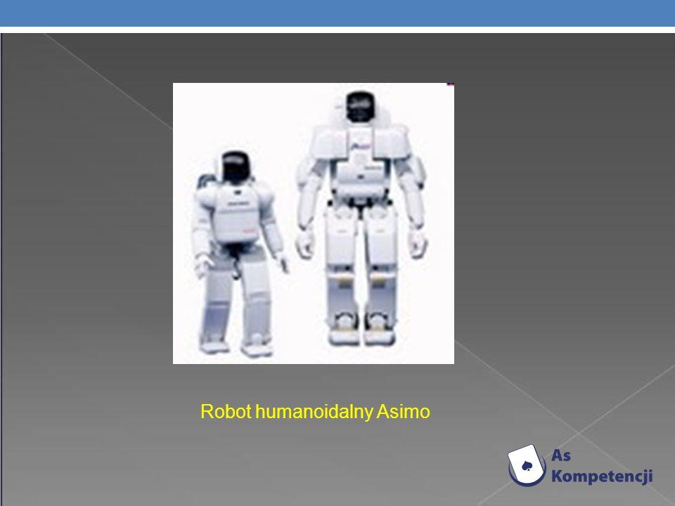 Robot humanoidalny Asimo