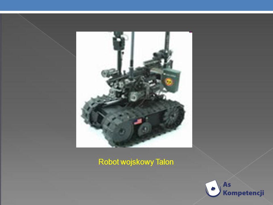 Robot wojskowy Talon