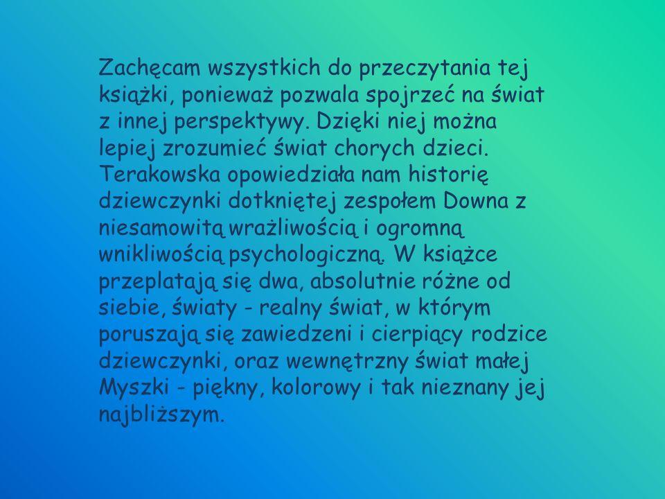 FRAGMENTY ZACHECAJĄCE DO PRZECZYTANIA KSIĄZKI 1.