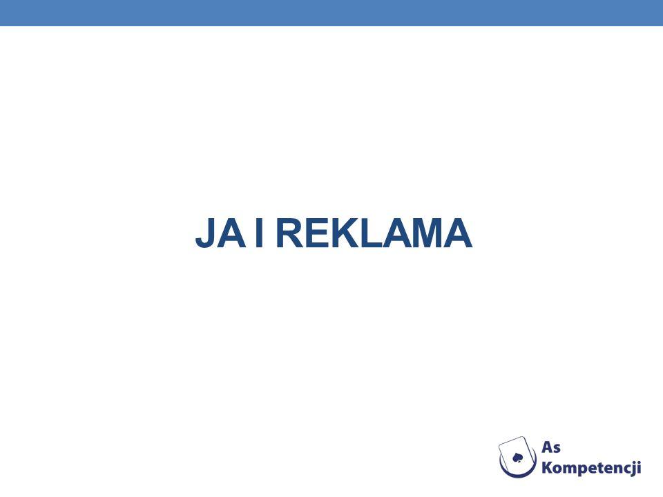 JA I REKLAMA