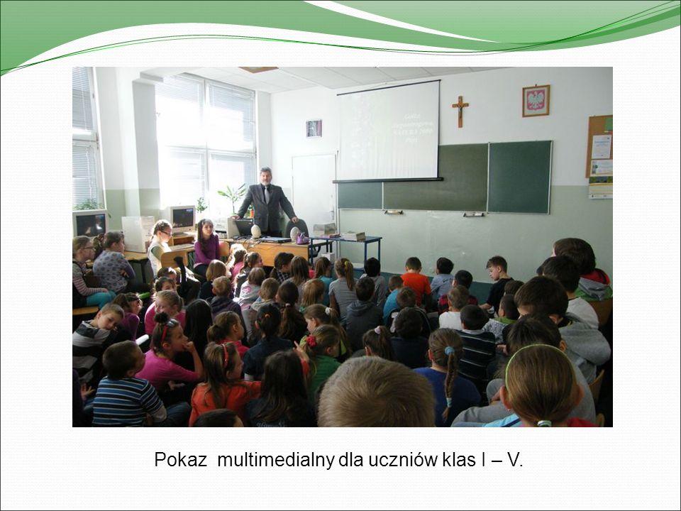 Powiatowy Konkurs Recytatorski pn.