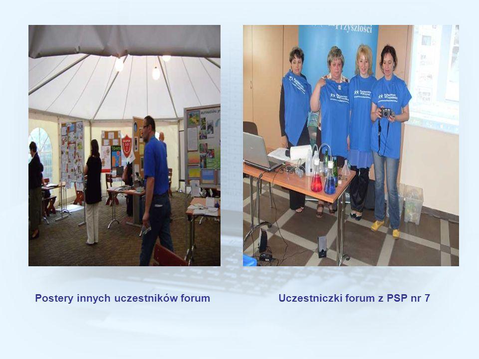 Postery innych uczestników forumUczestniczki forum z PSP nr 7