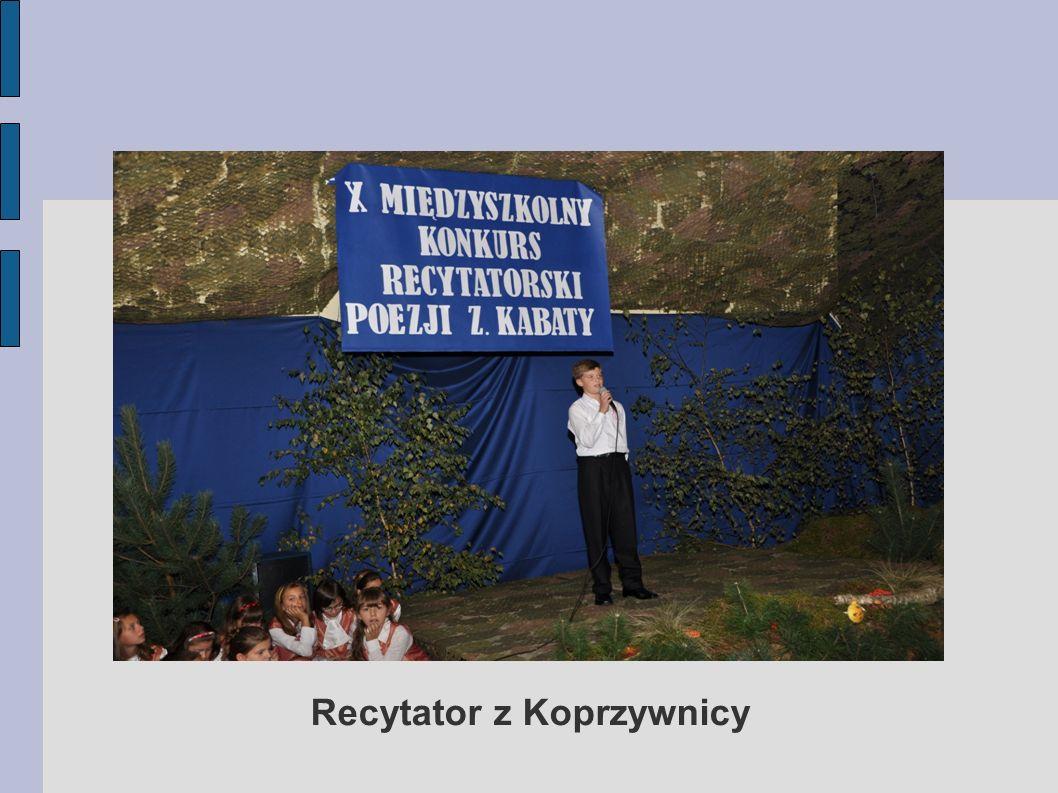 Recytator z Koprzywnicy