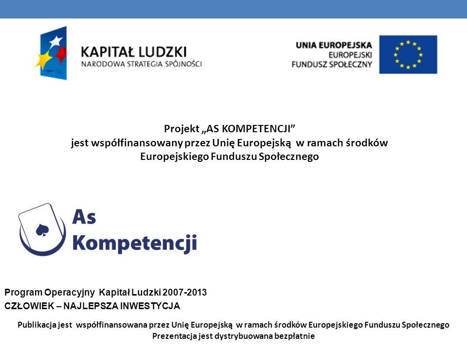 Pozyskiwanie środków na podjęcie działalności gospodarczej z Europejskiego Funduszu Społecznego w ramach Programu Operacyjnego Kapitał Ludzki.