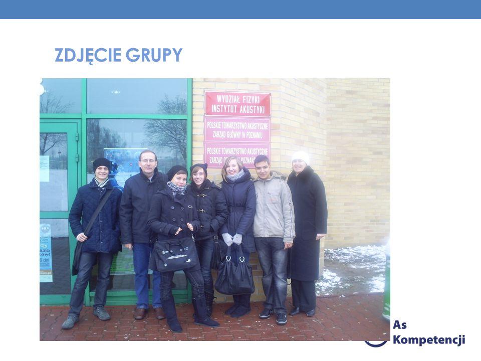 ZDJĘCIE GRUPY Zdjęcie grupy