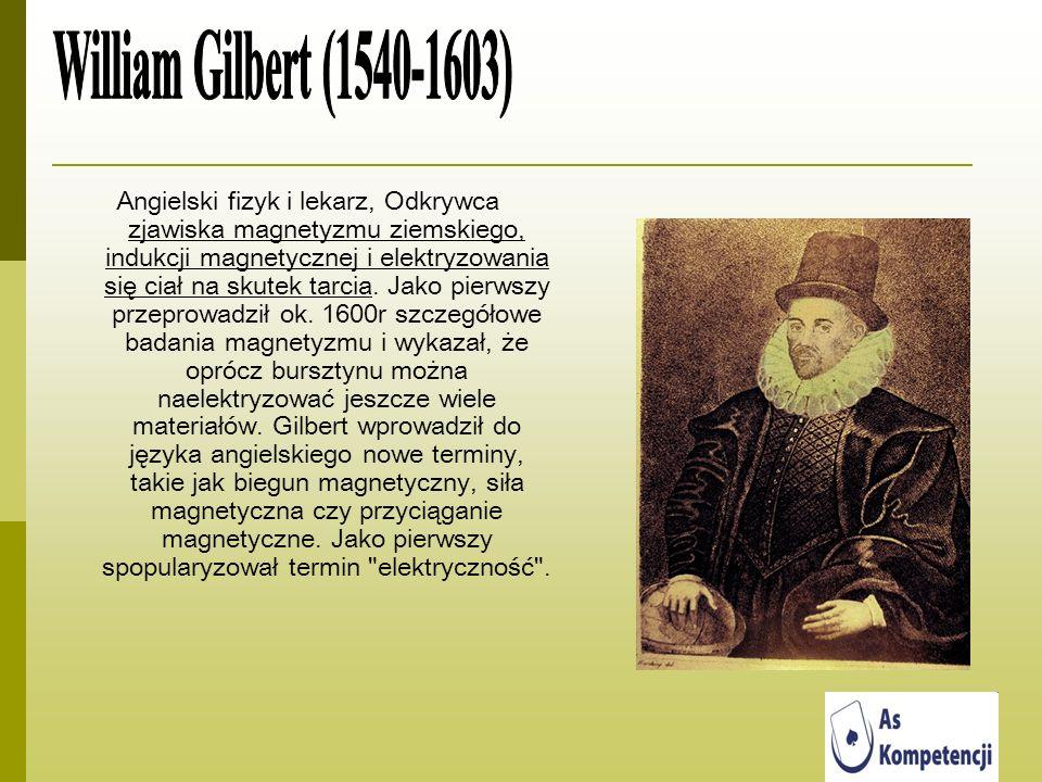 Sformułował teorię o dwóch rodzajach elektryczności, podobnie do dwóch biegunów magnes.