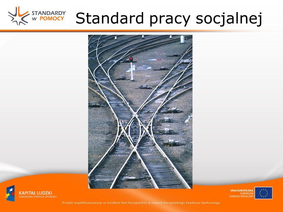 Standard pracy socjalnej