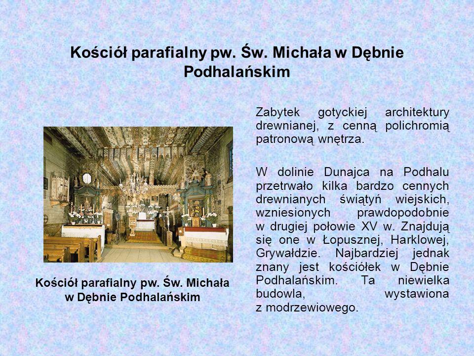 Kościół parafialny pw.Św.
