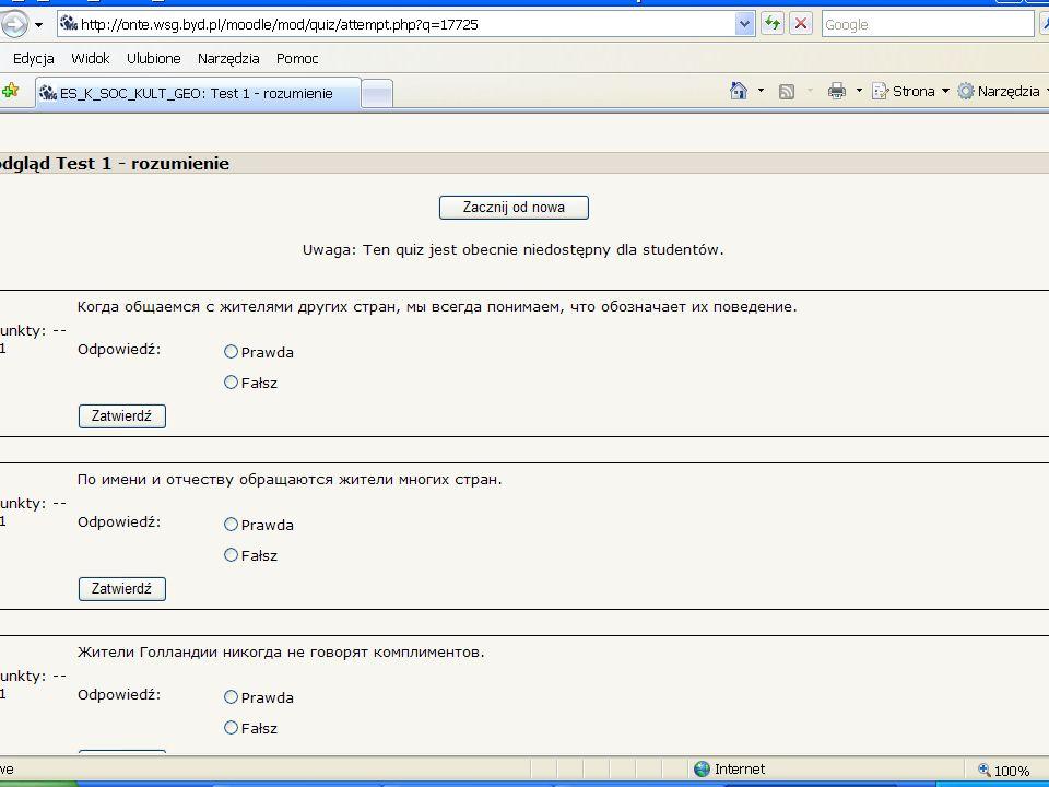 Teksty, Gramatyka, Słownictwo tytuł tekstu strony w podręczniku użycia słownika i link do strony WWW precyzyjne polecenie sposób oceny zakres tematyczny nazwę zagadnienia gramatycznego czas na wykonanie zadania sposób oceny